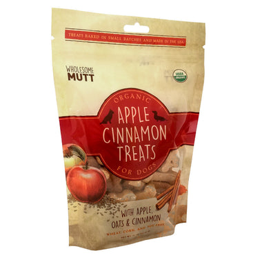 Organic Apple Cinnamon Treats