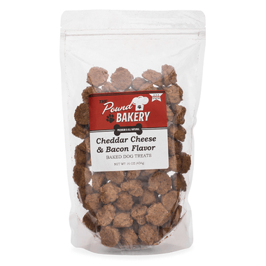 Cheese & Bacon Chewies (16 oz) - The Pound Bakery
