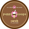 Carob Puppy Scoops Ice Cream Mix for Dogs