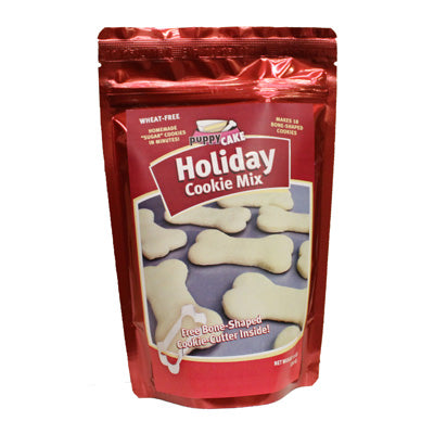 Holiday Cookie Treat Mix (Wheat Free)