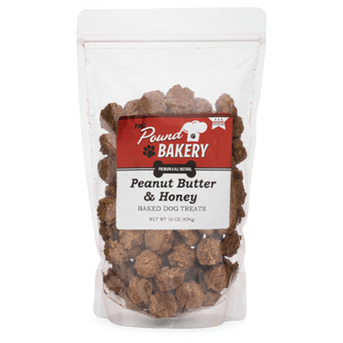Peanut Butter & Honey Chewies (16 oz) - The Pound Bakery
