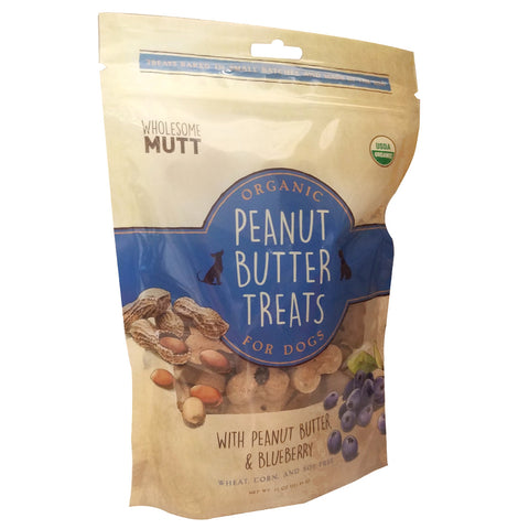 Organic Peanut Butter Treats