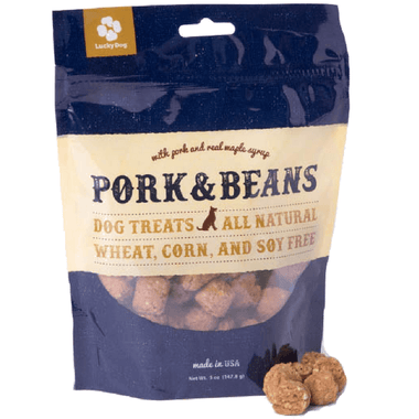 Lucky Dog Pork and Beans (5 oz.)
