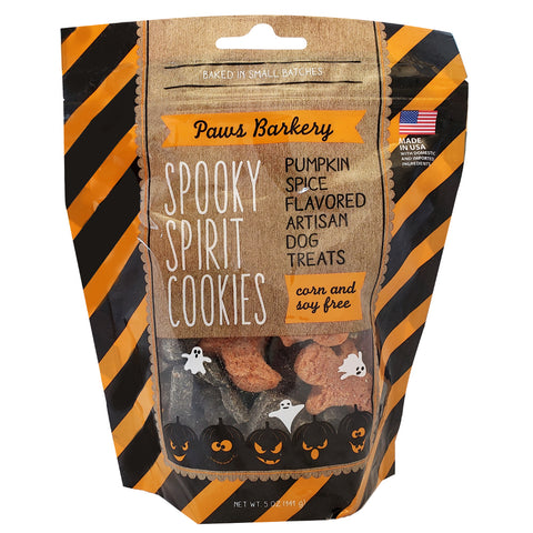 Spooky Spirit Cookies - Paws Barkery (5 oz)