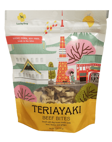 Lucky Dog® Teriyaki Bites (5 oz)