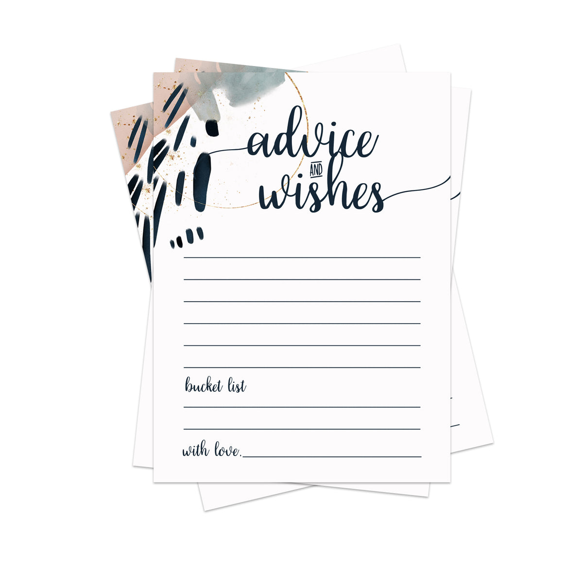Advice and Wishes