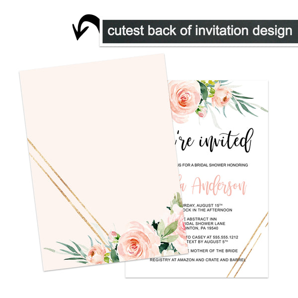 Set of 7 Ask My Bridesmaid Cards Scratch Off Cards ( 2 Maid of Honor Invites + 5 Bridesmaid Proposal ) With Shimmer Pearl Envelopes