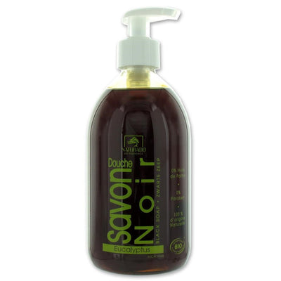 Liquid Black Soap - Certified Organic (500ml)