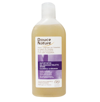 Ultra Gentle Feminine Wash - Certified Organic (200ml)