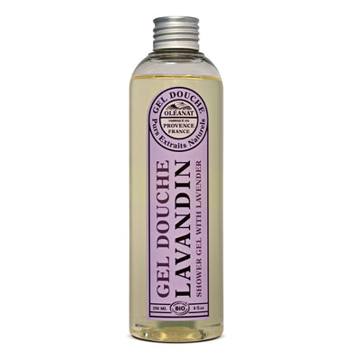 Lavander Shower Gel - Certified Organic (250ml)