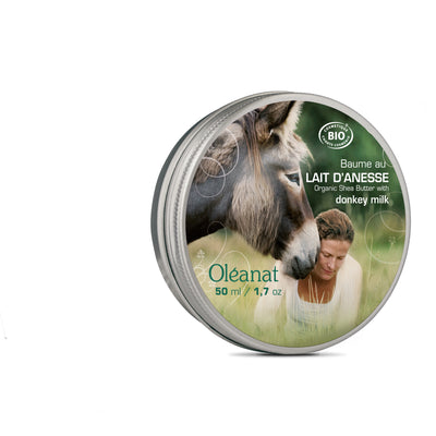 Donkey Milk Balm - Certified Organic (50ml)