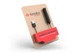 "Kinobo ""Mini Akiro"" USB Microphone with sticky pad for desktop / laptop"