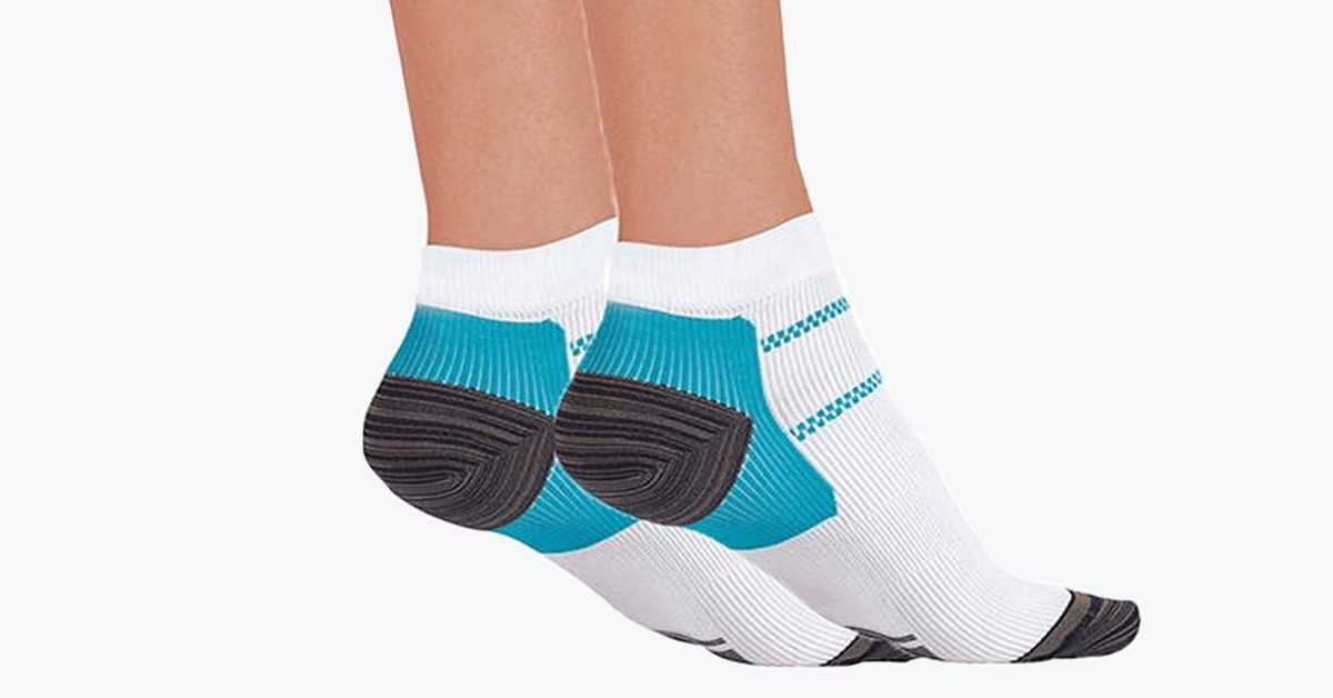 Pain Relief Compression Socks for Plantar Fasciitis