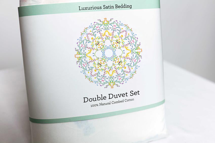 Double Duvet set| Bláklukka