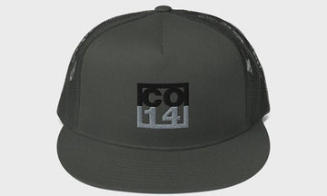 CO14 Trucker Hat