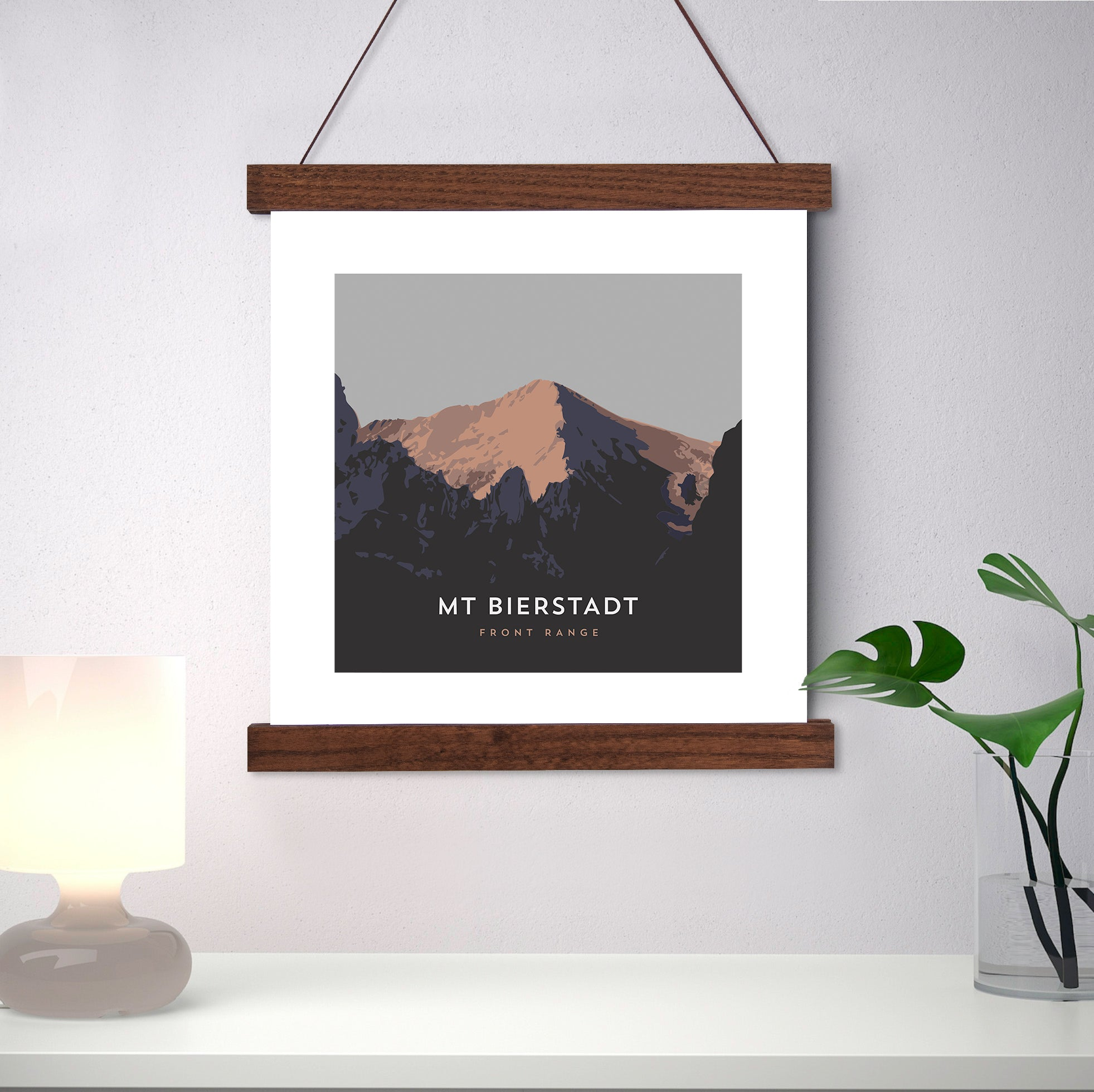 Mount Bierstadt Sawtooth Ridge Colorado 14er Print