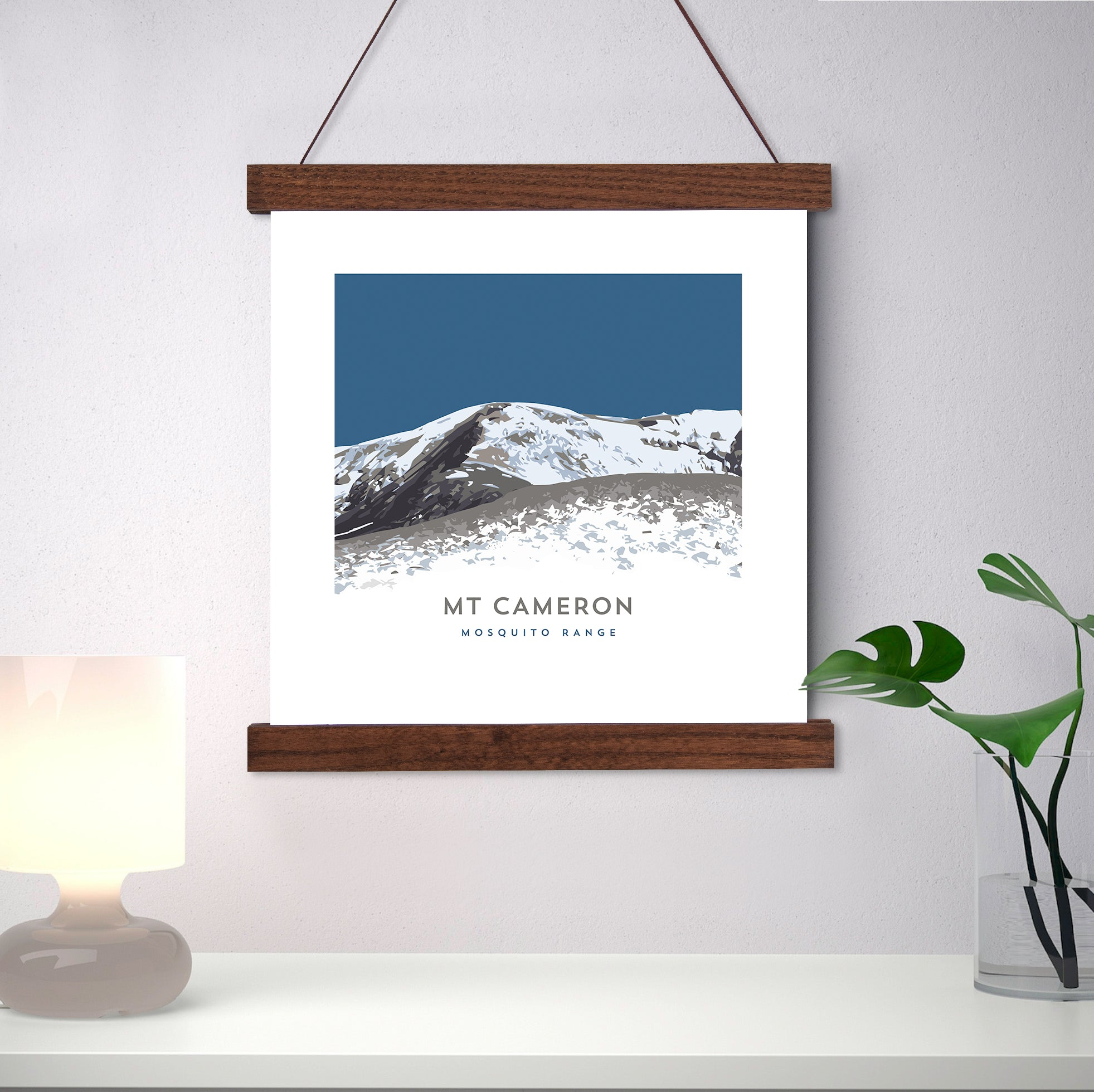 Mount Cameron Colorado 14er Print