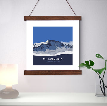 Mount Columbia Colorado 14er Print