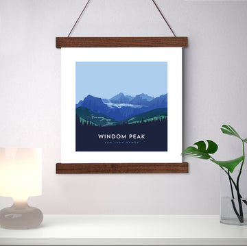 Windom Peak Colorado 14er Print