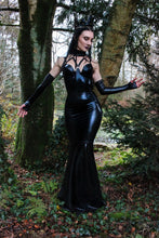 Bondage full length gown