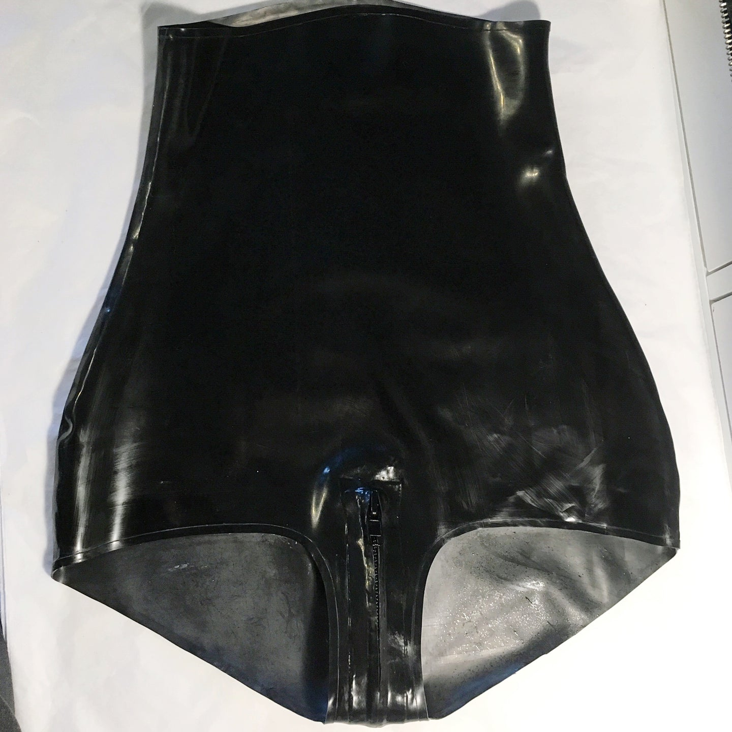 Crotch zipper (to be added to an item of your choice)