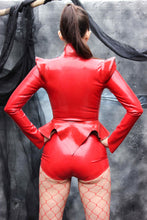 "Latex ""Sin"" Jacket"