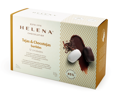 Chocotejas & Teja 12-Pack