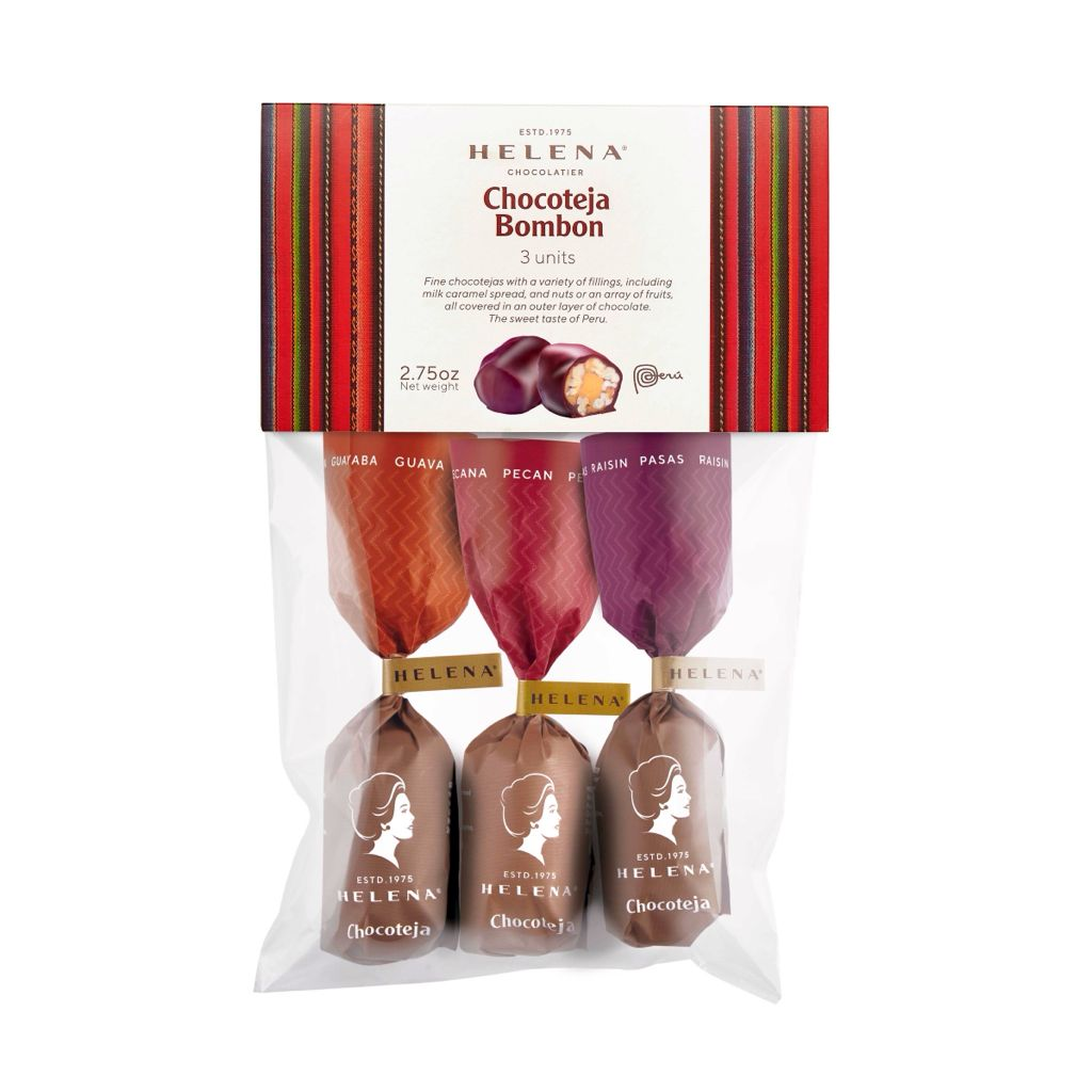 Chocoteja 3-Pack (NEW)