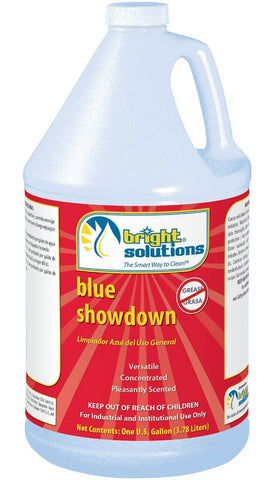 Blue Showdown by Bright Solutions available through Phillips Supply Company
