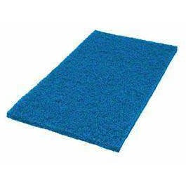 40041420 PAD CLEANER 20X14 BLUE 5/CS SOLD BY CASE - Phillips Supply