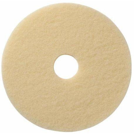 "401556 PAD ULTRA HI SPEED BURNISH 27"" BEIGE 5/CS"