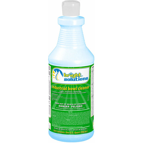 BSL FRESH & BRITE 20% PHSPHRC BOWL CLEANER RTU 12X1QT/CS 3220012