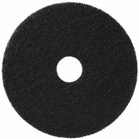 "400517 PAD HEAVY DUTY STRIP 17"" BLACK 5/CS"