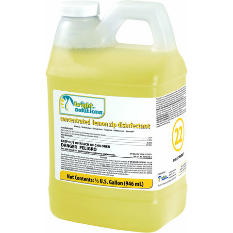 BSL 65180065T #22 LEMON ZIP CMS 4X64OZ/CS #65180065T