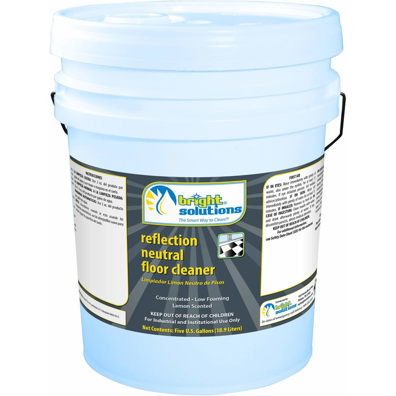 BSL REFLECTION NEUTRAL CLEANER 5GAL 18000005 - Phillips Supply