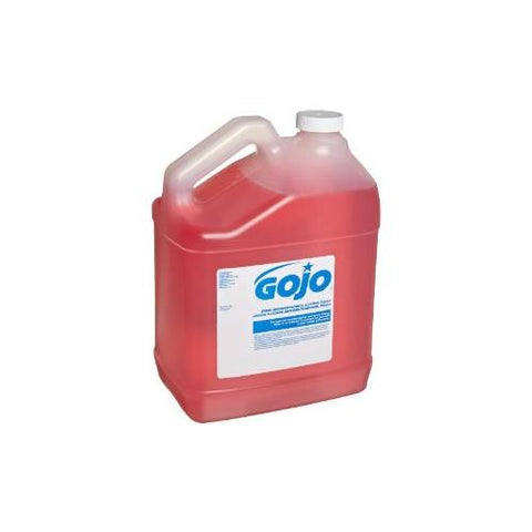 1847-04 GOJO E1 THICK PINK POUR TOP ANTISEPTIC LOTION