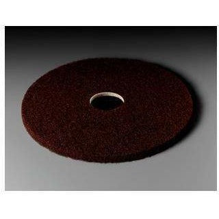 "400220 PAD STRIPPING 20"" BROWN 5/CS - Phillips Supply"