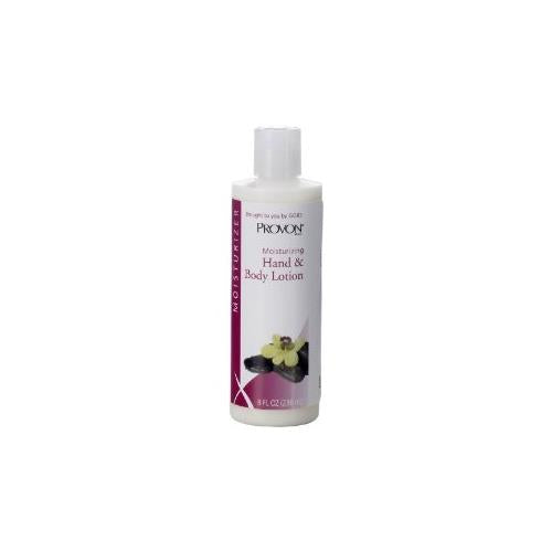 4334-48 PROVON MOISTURIZING HAND & BODY LOTION 8OZ 48/CS