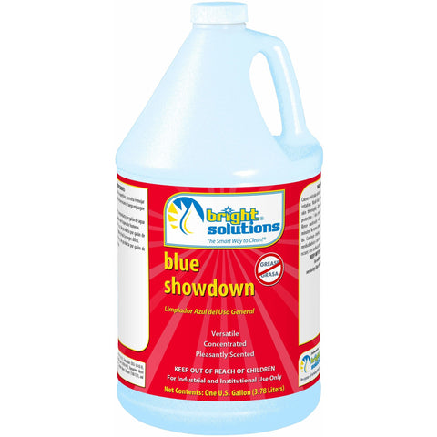 BSL BLUE SHOWDOWN AP CLEANER 4X1GL/CS 5360041