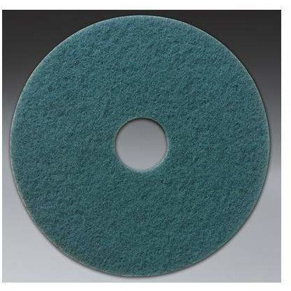 "400420 PAD CLEANER 20"" BLUE 5/CS - Phillips Supply"