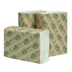48000 ECO M-FOLD NATURAL TOWEL 20X200 (4000)