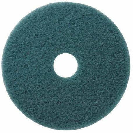 "402320 PAD UHS BURNISH 20"" AQUA 5/CS"