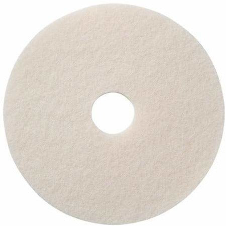 "401213 PAD POLISH 13"" WHITE 5/CS"