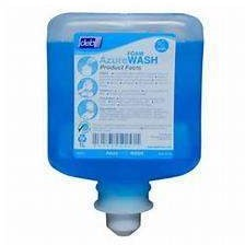 AZU1L DEB AZUREFOAM WASH 6X1LITER CARTRIDGE 6/CS BLUE FRESH