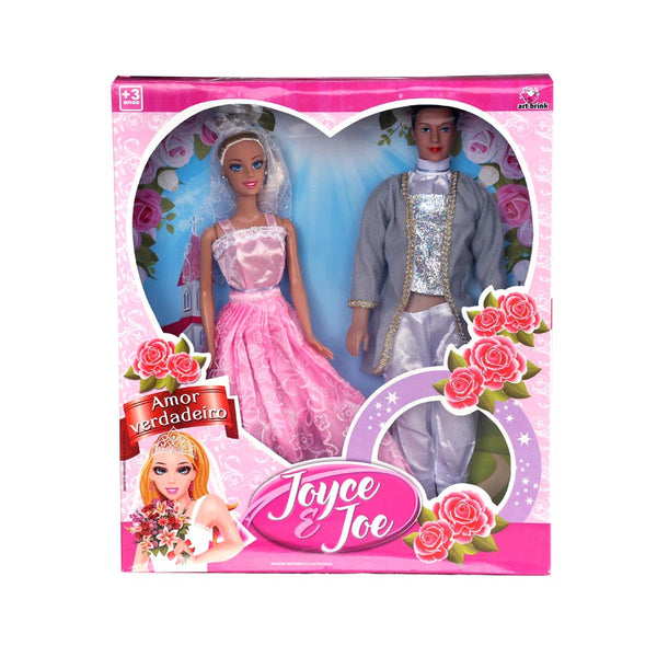 Kids Joyce & Joe Doll Price in Online
