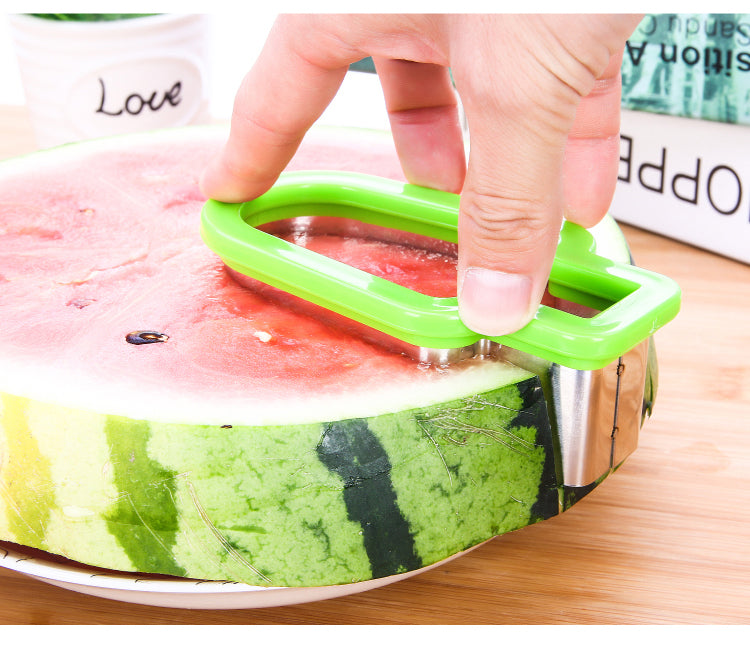 Creative Popsicle Shape Watermelon Slicer Price in Online