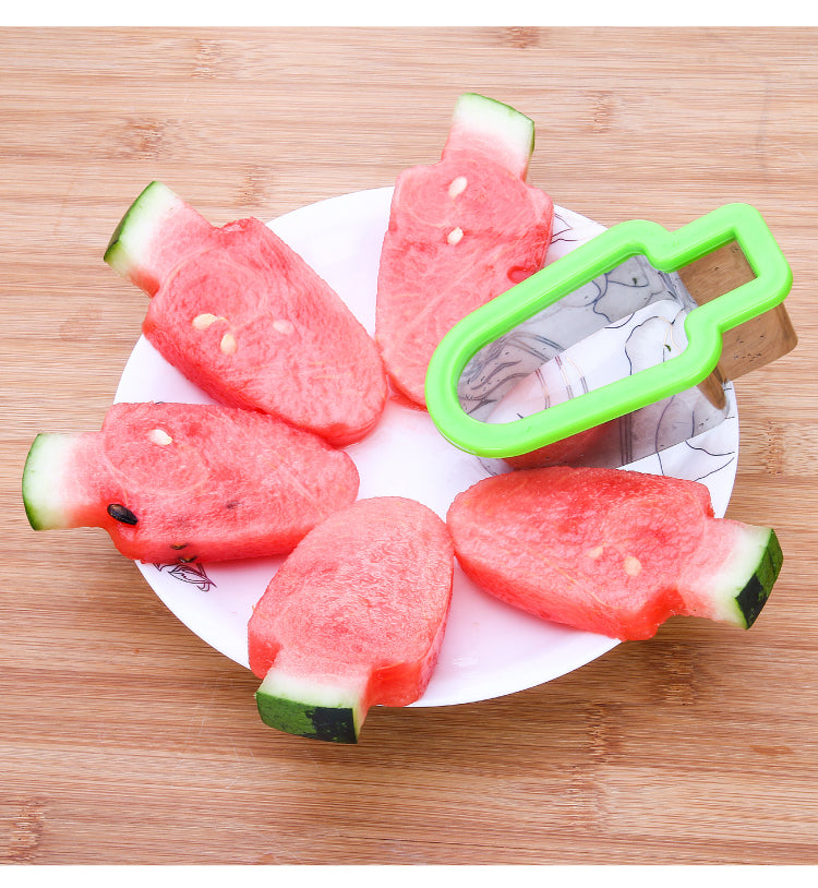 Creative Popsicle Model Watermelon Slicer Price in Online