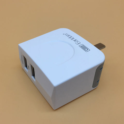 Double USB Charger adapte