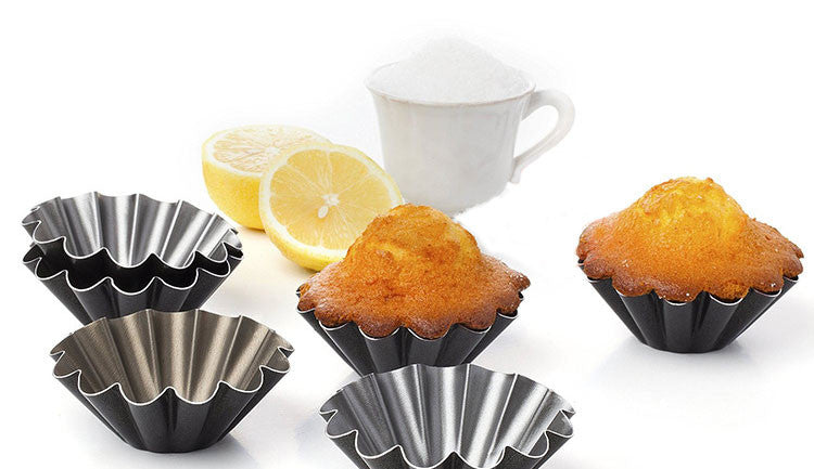 Stainless Nonstick Cupcake Mold Price in Online