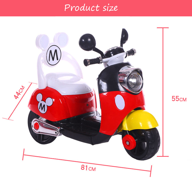Children Motorcycle BD